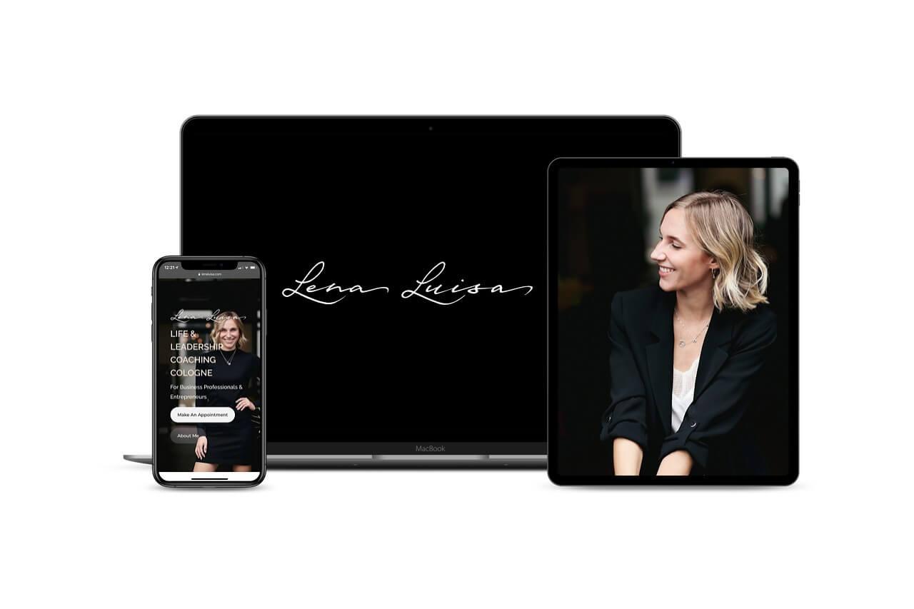 Lena Luisa Life & Leadership Coaching